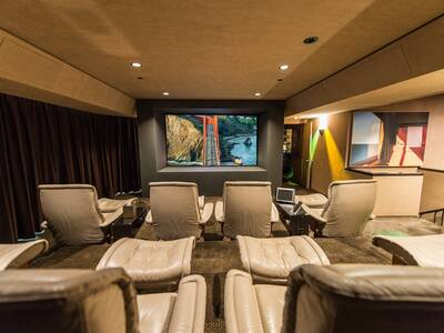 Belvedere Home Theater