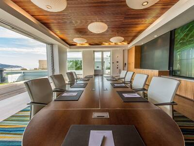 Casa Madrona - Conference Rooms