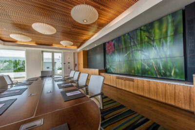 Commercial/Conference Rooms